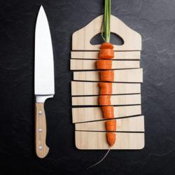 couteau professionnel affuter sur LASER 1, LMPROCESS