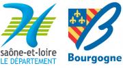 logo Bourgogne - Saône et Loire